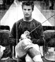 Otto Drakenberg deltog i OS i Seoul 1988